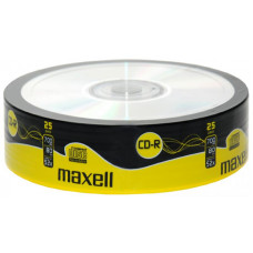 CD-R Maxell 52x 700MB, 80min. /10ks spindel