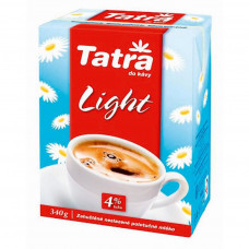 Mlieko do kávy TATRA Light 4% 340g