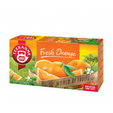 Čaj Teekanne Fresh Orange 20 x 2,5g